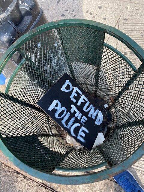 A Defund the Police Experiment Gone Wild